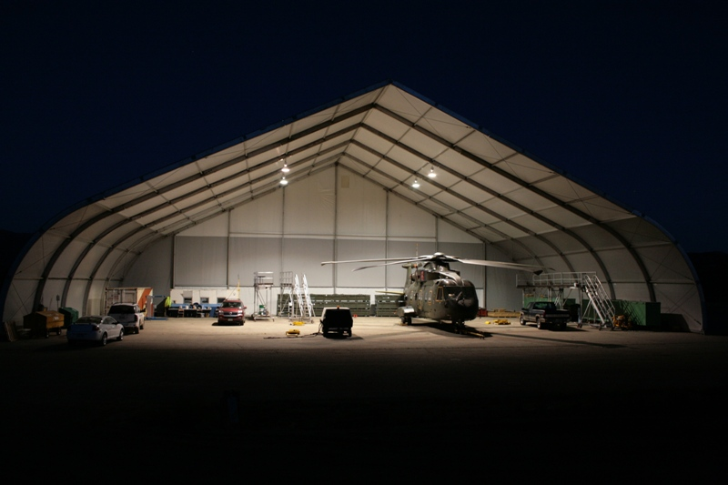 Military Aircraft Hangars & Aircraft Hangars