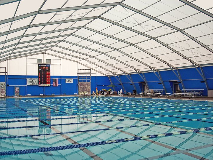 Indoor swimming and diving facilities - Swimming pool structural engineer ...