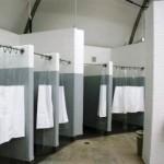 jail showers